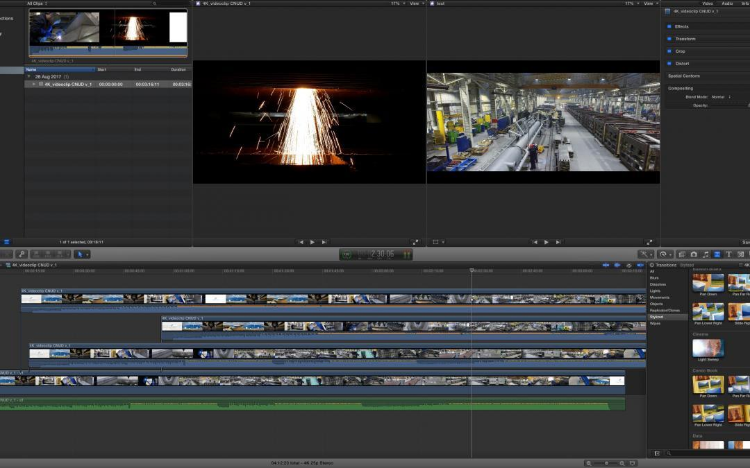 tarife editare video